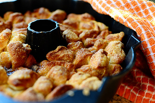 Orange-Vanilla Monkey Bread | by Ree Drummond / The Pioneer Woman