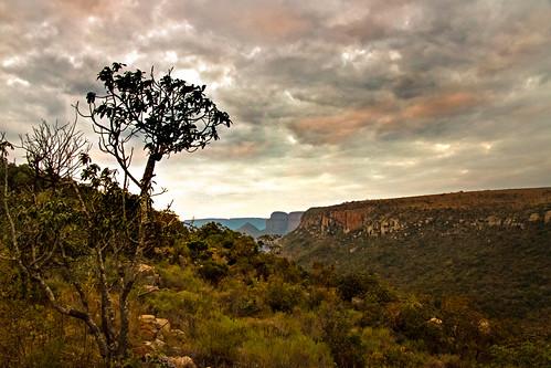 blyderivercanyon mpumalanga drakensbergescarpment southafrica sunrise russellscottimages