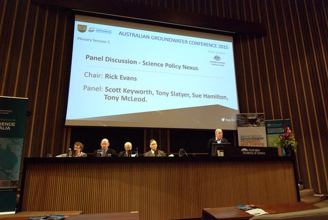 AGC 2015 Science/Policy Nexus Panel