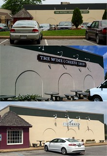 Pottery Wine and Cheese Shop, Williamsburg, VA