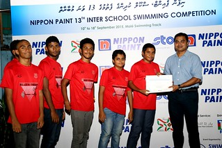 Nippon Paint 13th Inter School Swimming Competition 2015 430 | by MDVswim