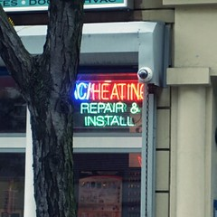 cheating repair and installation