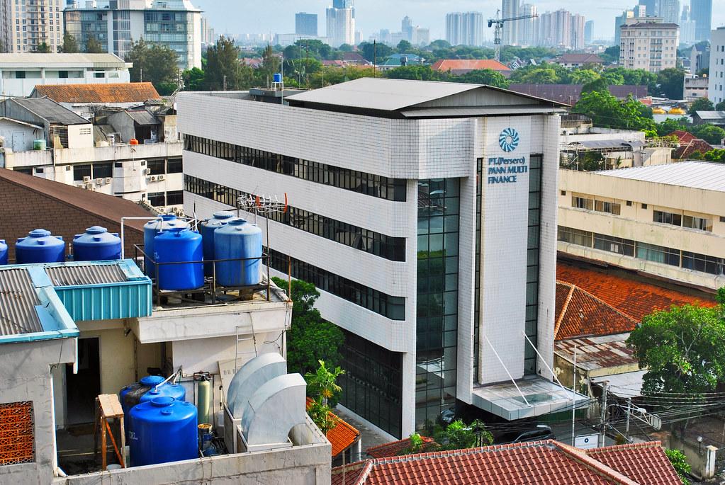 Gedung PANN Finance