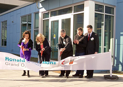 Official Ribbon Cutting
