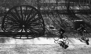 wheels | by Georgie Pauwels