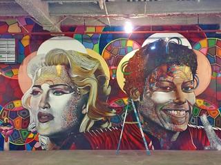 Art Battles at 120 W42nd | by gigi_nyc
