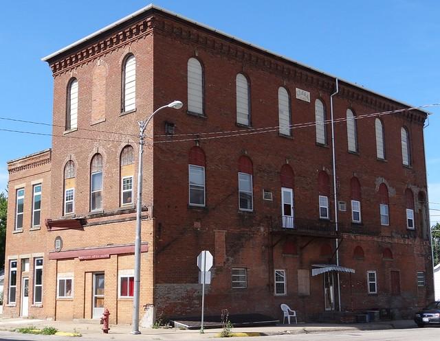 Masonic Temple Lewistown, IL