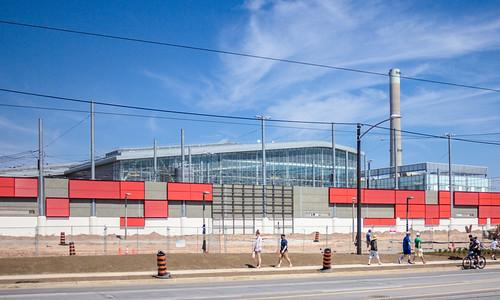 Leslie Barns Streetcar Maintenance & Storage Facility @ Doors Open Toronto