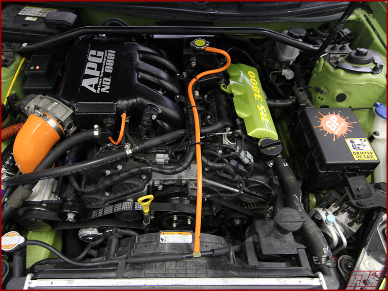 Supercharged Engine | APG Supercharged Genesis Coupe 3 8 Sup