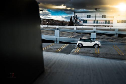 lines nikon dynamic garage parking mini s cooper d3000