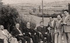 مع بعض الشخصيات  السورية