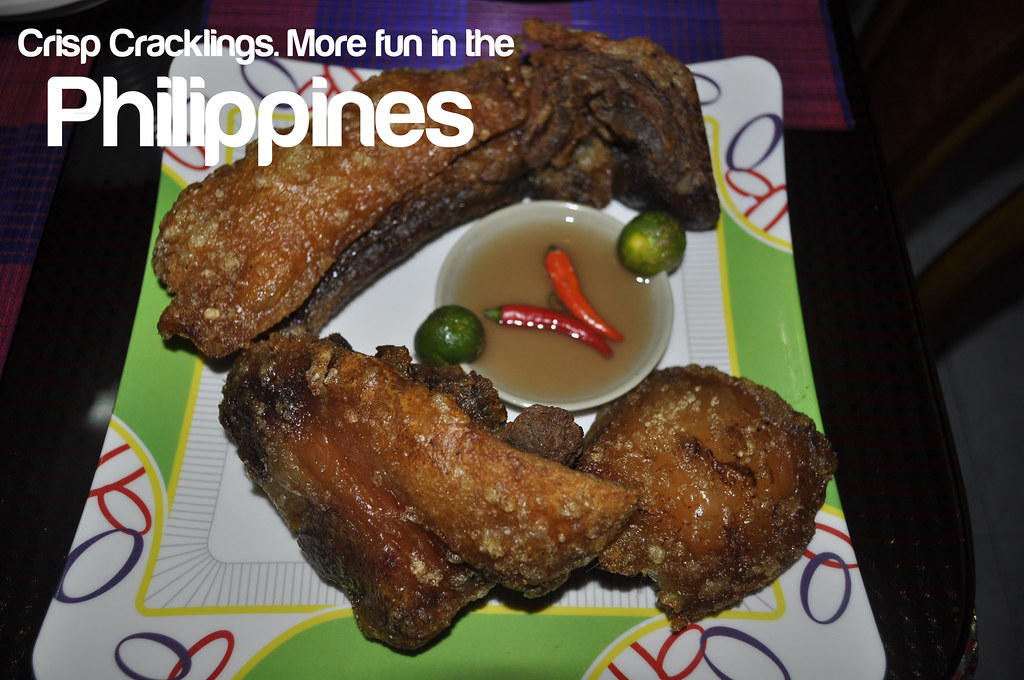 "The famous ""Bagnet"" of Ilocos Province"