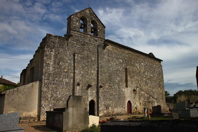 Eglise Saint-Eutrope de Bellefond