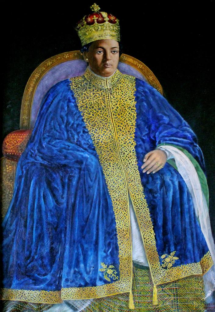 Empress Menen Asfaw