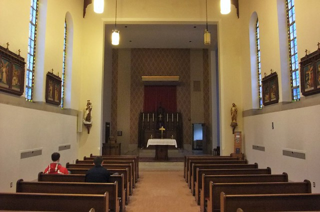 Carmel of Our Lady & St. Joseph, Rochester Carmelite Monastery, Pittsford, NY