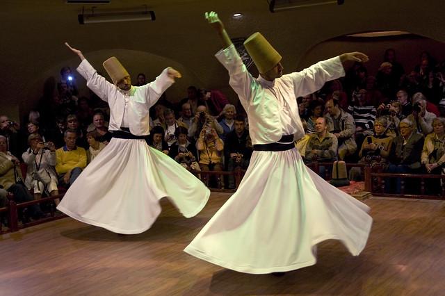 Turquie - Avanos/Nevşehir - Derviches tourneurs