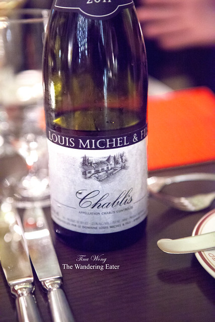 Domaine Louis Michel & Fils Chablis