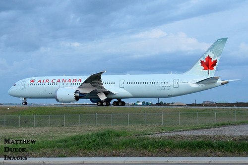 Air Canada B789 C-FPQB | by Dueck Images