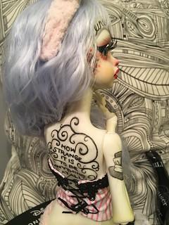 Alice, updated.   by thepaleempressooak