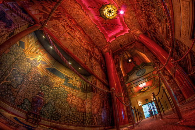 Hollywood Studios: The Great Movie Ride