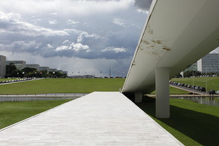view from the National Congress of Brazil in Brasilia | by akasped