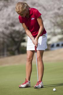 Golf - Women's Practice(1)   by SamfordU