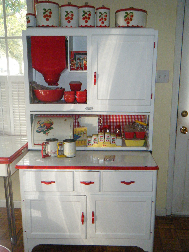 Hoosier identification sellers cabinet How to