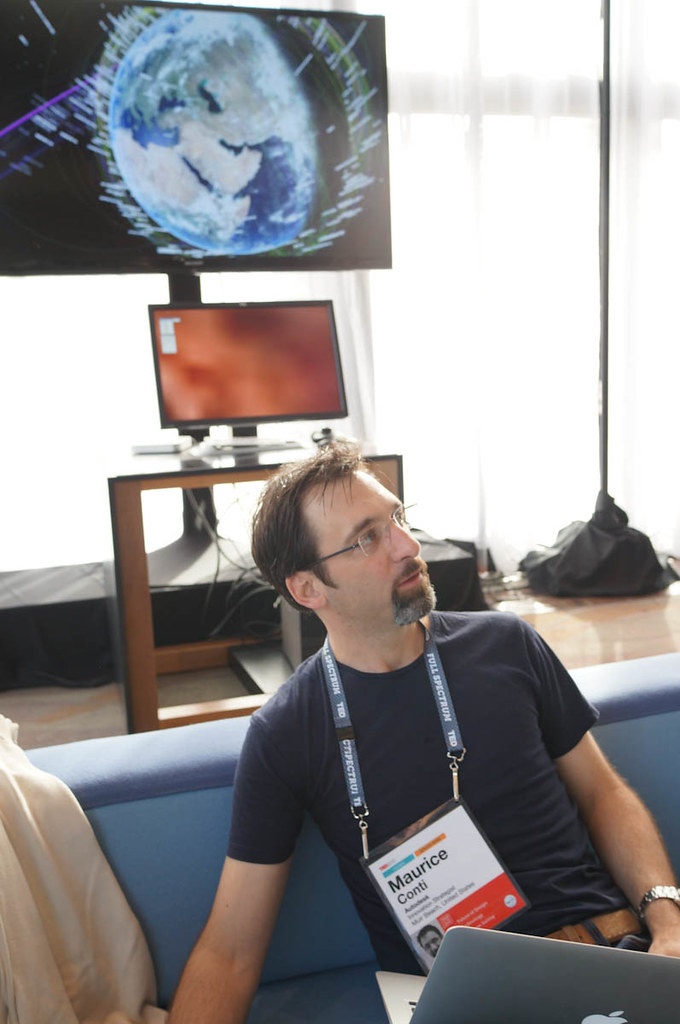 TED 2012 - Autodesk