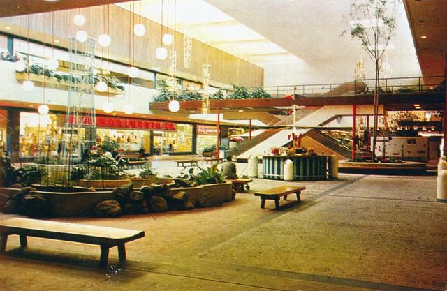 Southdale Shopping Mall Edina MN Garden Court