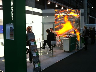 GeoTHERM 2012 - Geothermal Trade Show Germany | by ThinkGeoEnergy