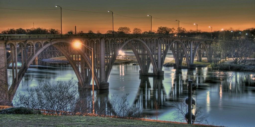 Gadsden, Al - We ran a 5k over that bridge | Oh the places