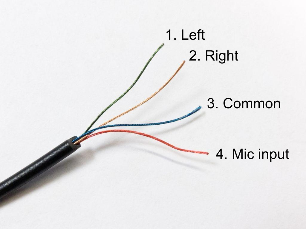 headset wiring       headsets