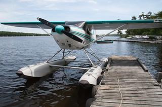 Cessna 180 N7870A