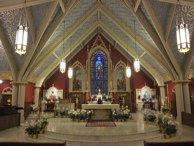 Ascension Catholic Church, Bowie, MD