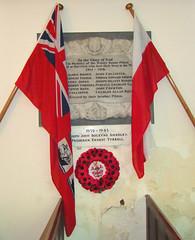 Trinity House pilots memorial