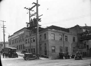 Railroad & Vine, 1927