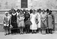 Zion Lutheran Church voluntary workers 1932