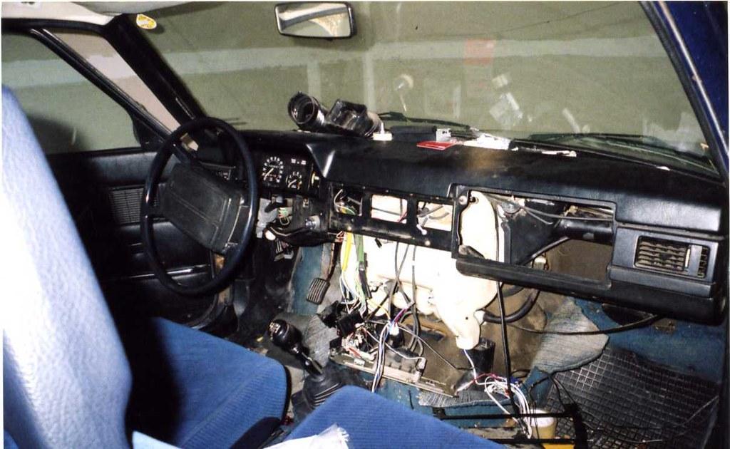 My 1977 Volvo 242 GL restoration car 3   Paid 100 dollars fo…   Flickr