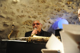 Al Benson Jazz Band @Roll'Studio By McYavell - 120225 (1) | by McYavell