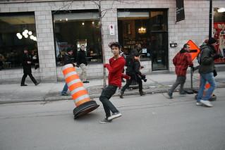 Manif 15 Mars 2012   by SuperUserNT