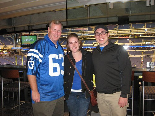 Anthony & me with Mayor Ballard | by Erin E Flynn