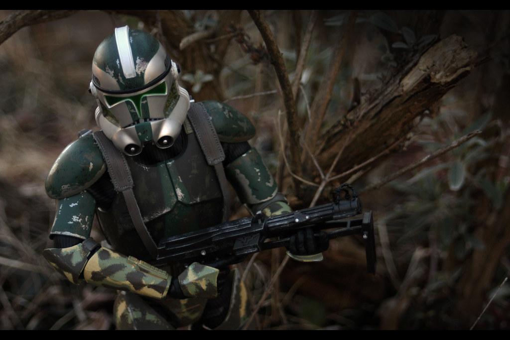 Sideshow Star Wars Commander Gree | despite the fact I don't