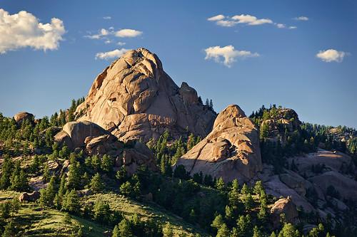 mountains nature forest landscape nikon dome co granite geology teller domerock swa cdow clff d700 2012a domerockstatewildlifearea