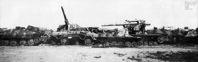 8,8 cm Fla.K. 36 auf Fahrgestell Pz.Kpfw. IV Ausf. G