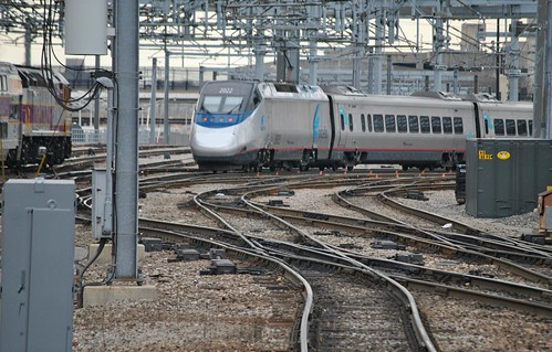 Amtrak Acela Boston | by Loco Steve