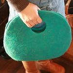 キラキラCandy Bag 5600-02(ピーコックグリーン)
