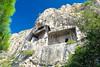 Amasya, hrobky pontských králů, foto: Daniel Linnert