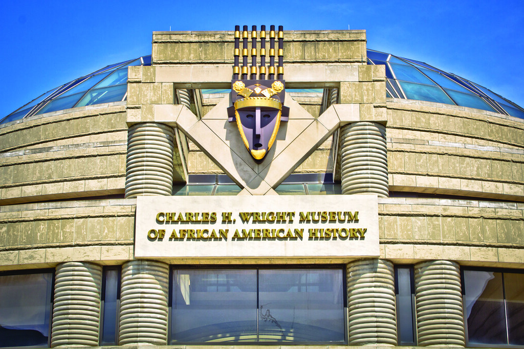 Image result for Charles H. Wright Museum of African American History