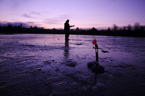 ontario icefishing