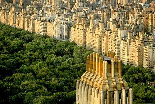 Central Park, Trump Parc & Upper East Side Skyline - New York | by New York Habitat